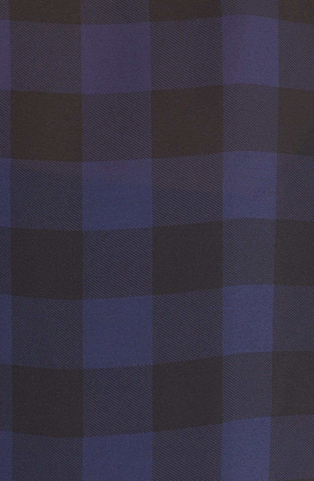 Alternate Image 3  - BB Dakota 'Cotter' Plaid Shirtdress