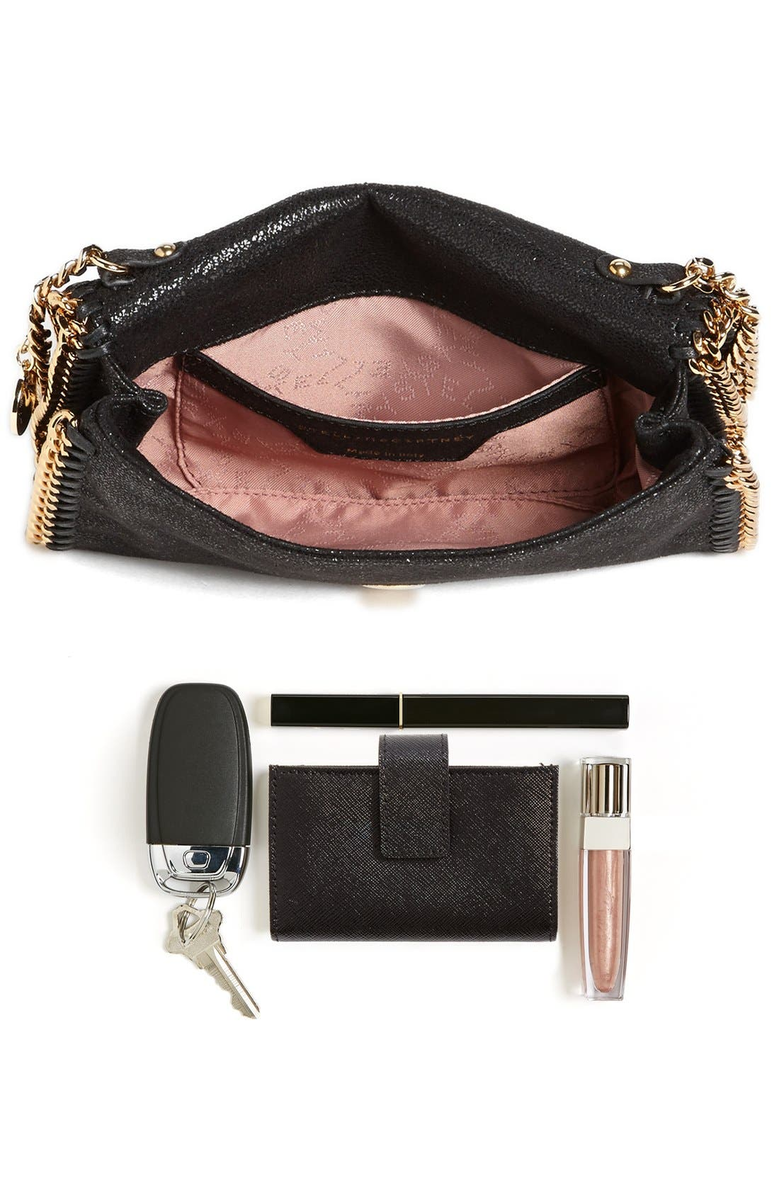 Alternate Image 6  - Stella McCartney 'Falabella - Shaggy Deer' Faux Leather Crossbody Bag