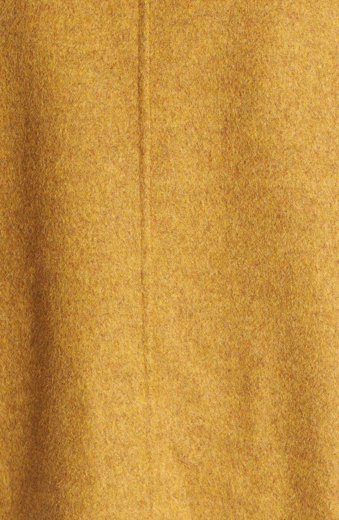Alternate Image 5  - Derek Lam 10 Crosby Reversible Peacoat