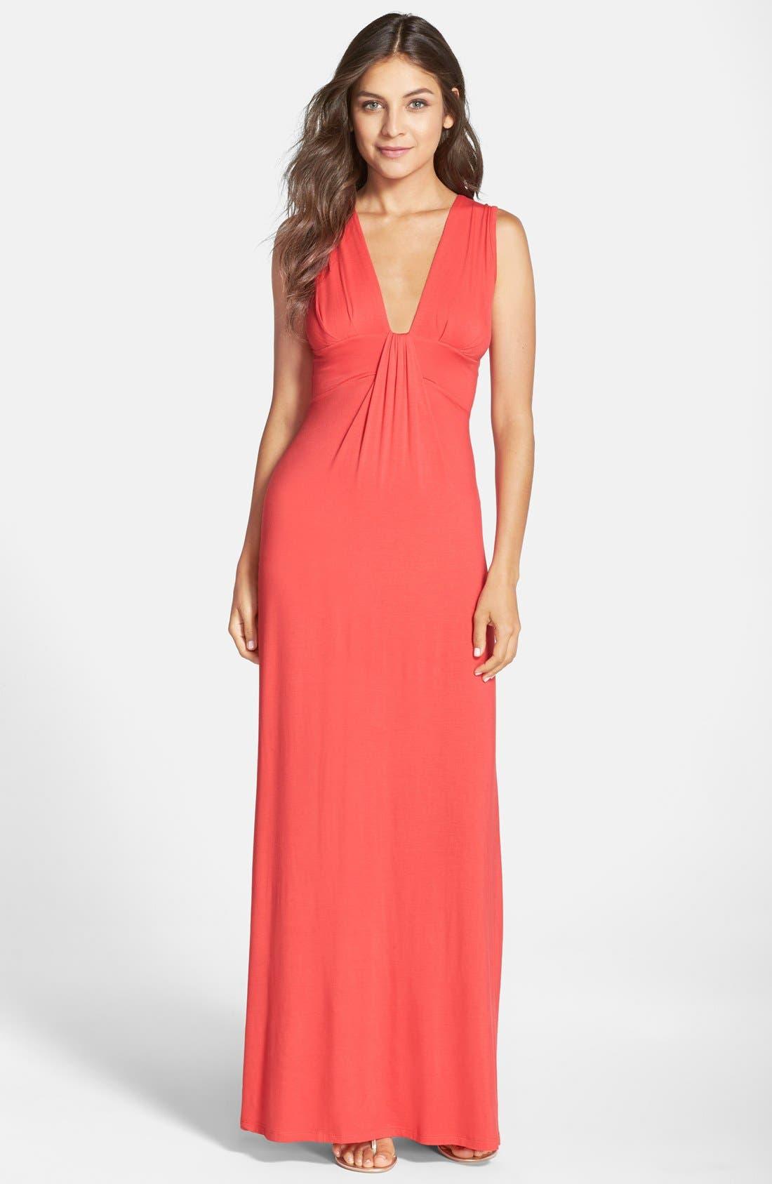 Olian maxi dress
