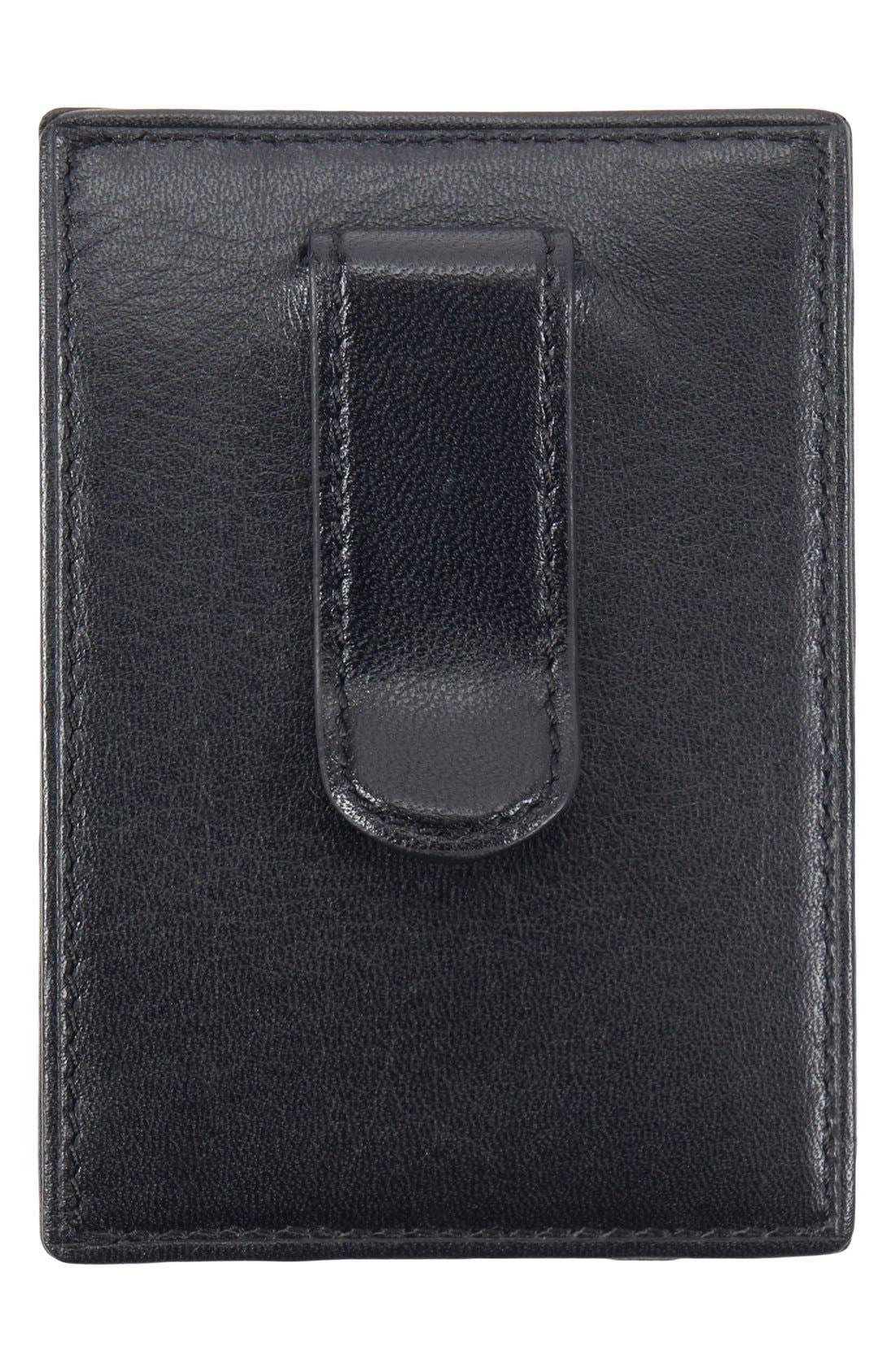 Alternate Image 2  - Tumi 'Delta - ID Lock™' Shielded Money Clip Card Case