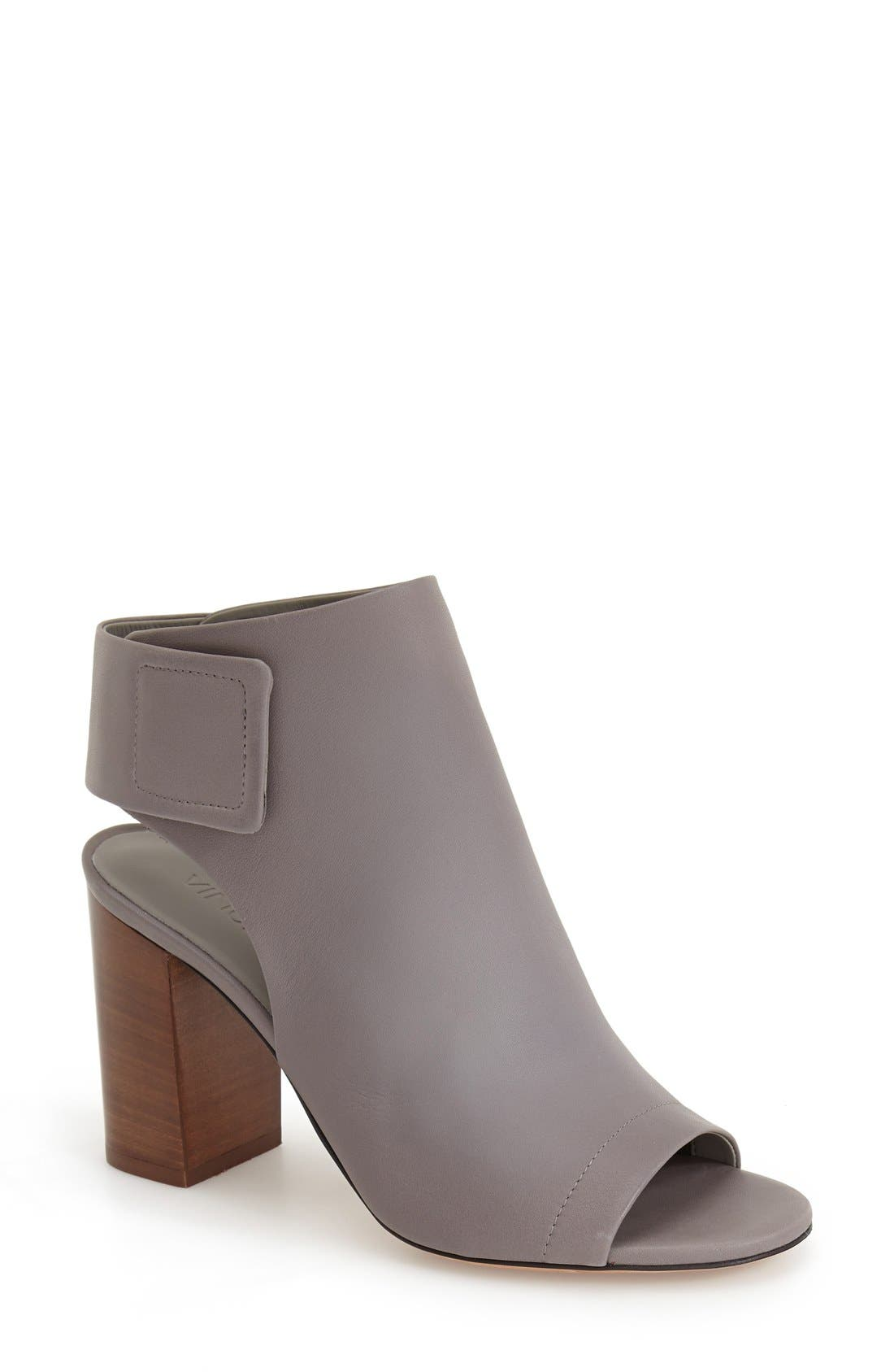 Main Image - Vince 'Faye' Leather Bootie (Women)