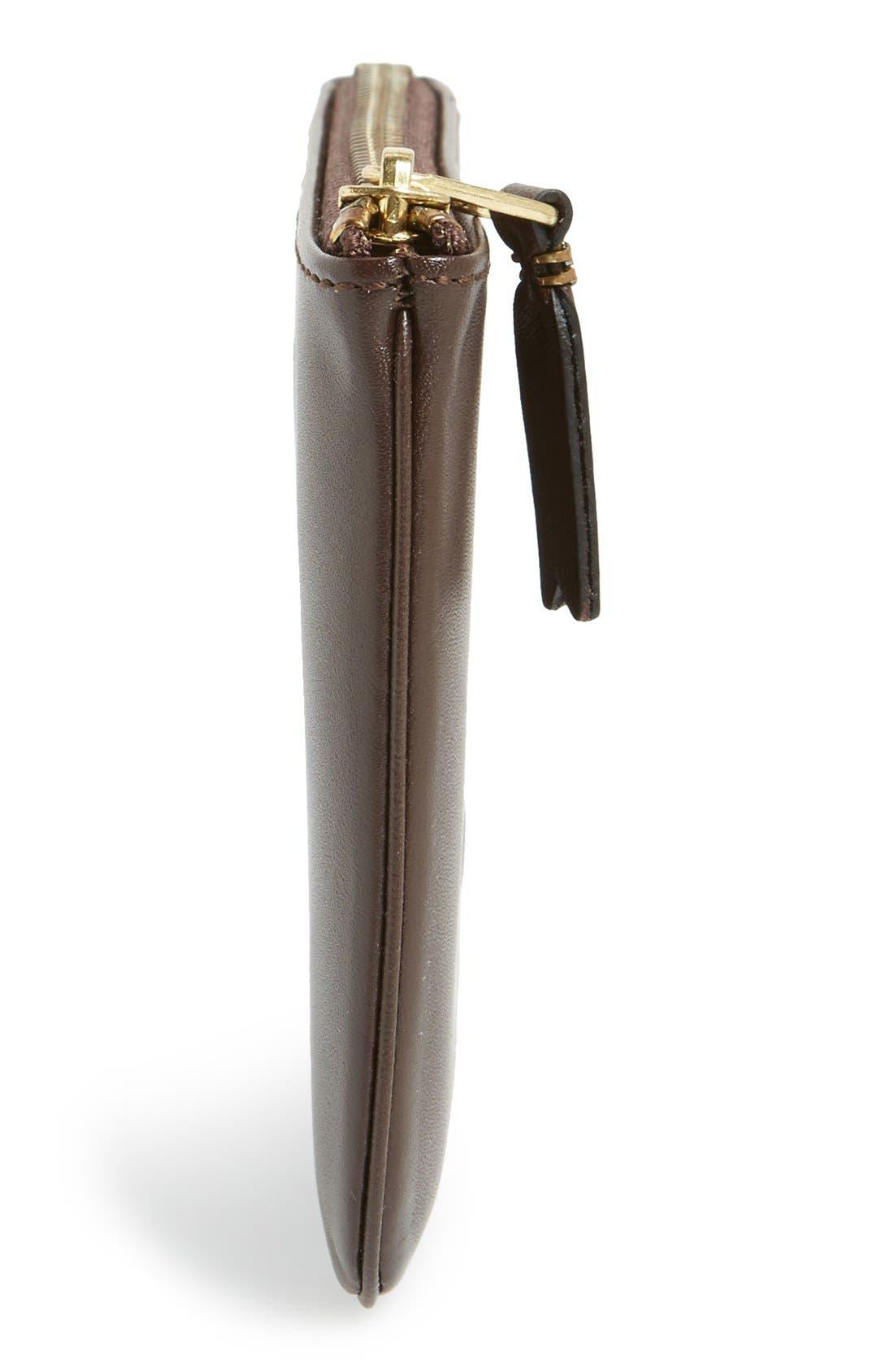 Alternate Image 4  - Comme des Garçons Leather Pouch
