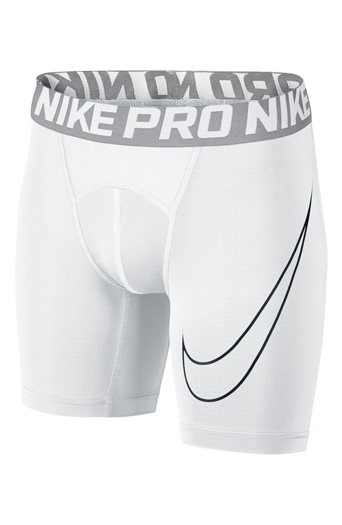 NIKE 'Pro Cool Compression' Dri-FIT Shorts