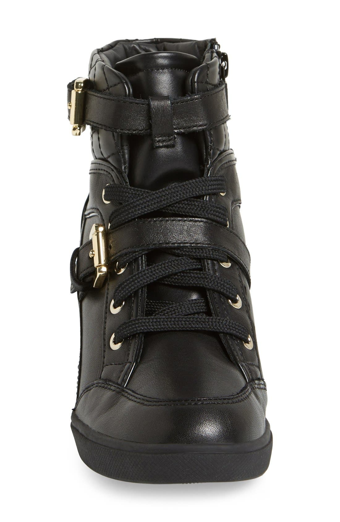 Alternate Image 3  - Geox 'Eleni' Wedge Sneaker (Women)