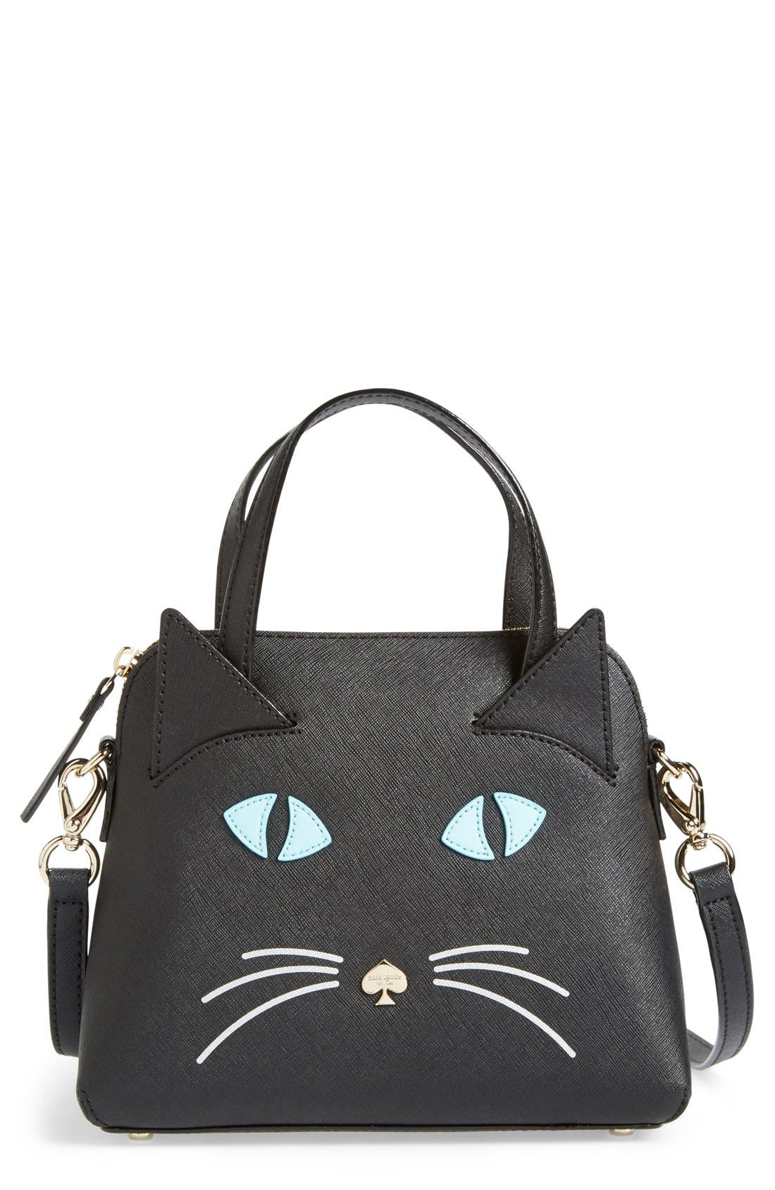 Main Image - kate spade new york 'cat's meow - small maise' satchel