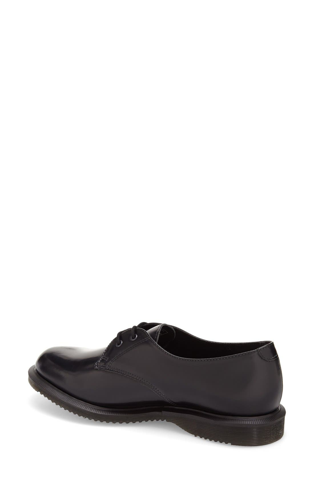 Alternate Image 2  - Dr. Martens 'Brook' Oxford Flat (Women)