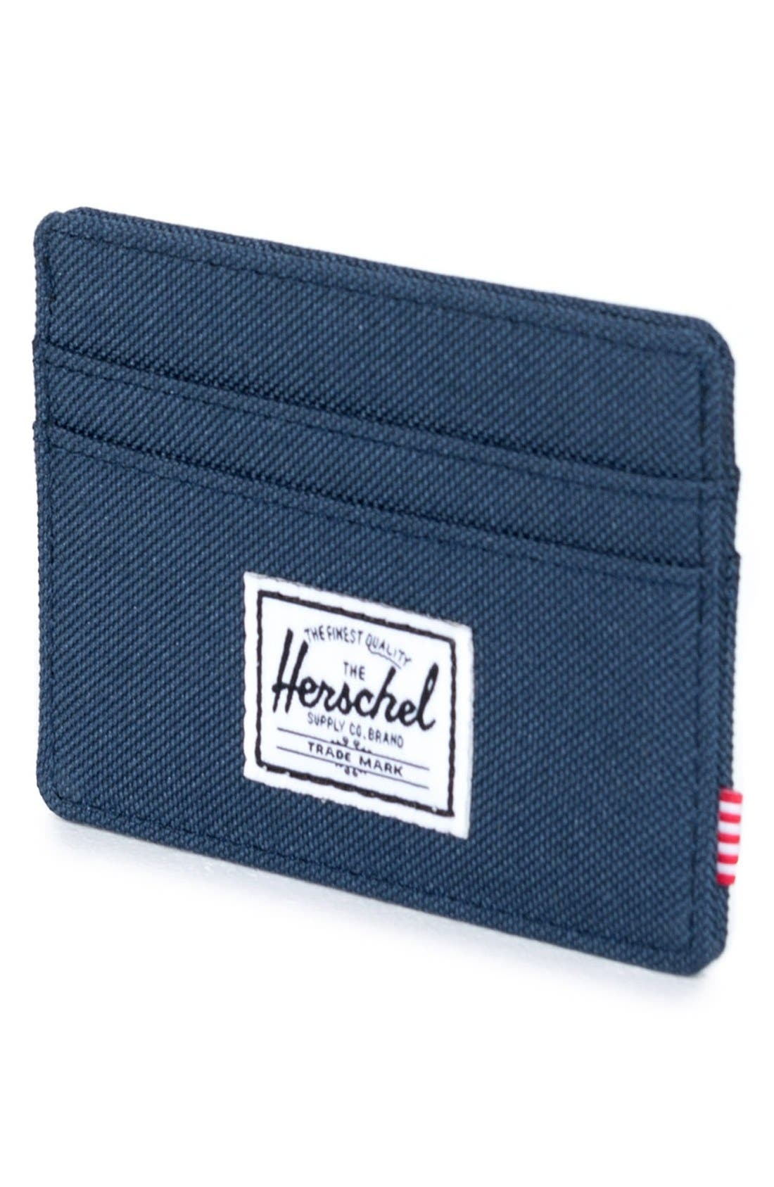 Alternate Image 4  - Herschel Supply Co. 'Charlie' Card Holder