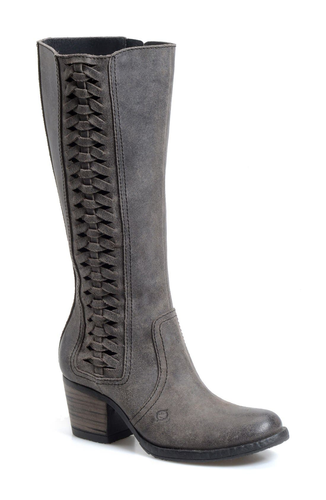 Alternate Image 1 Selected - Børn 'Ochoa' Western Boot (Women)