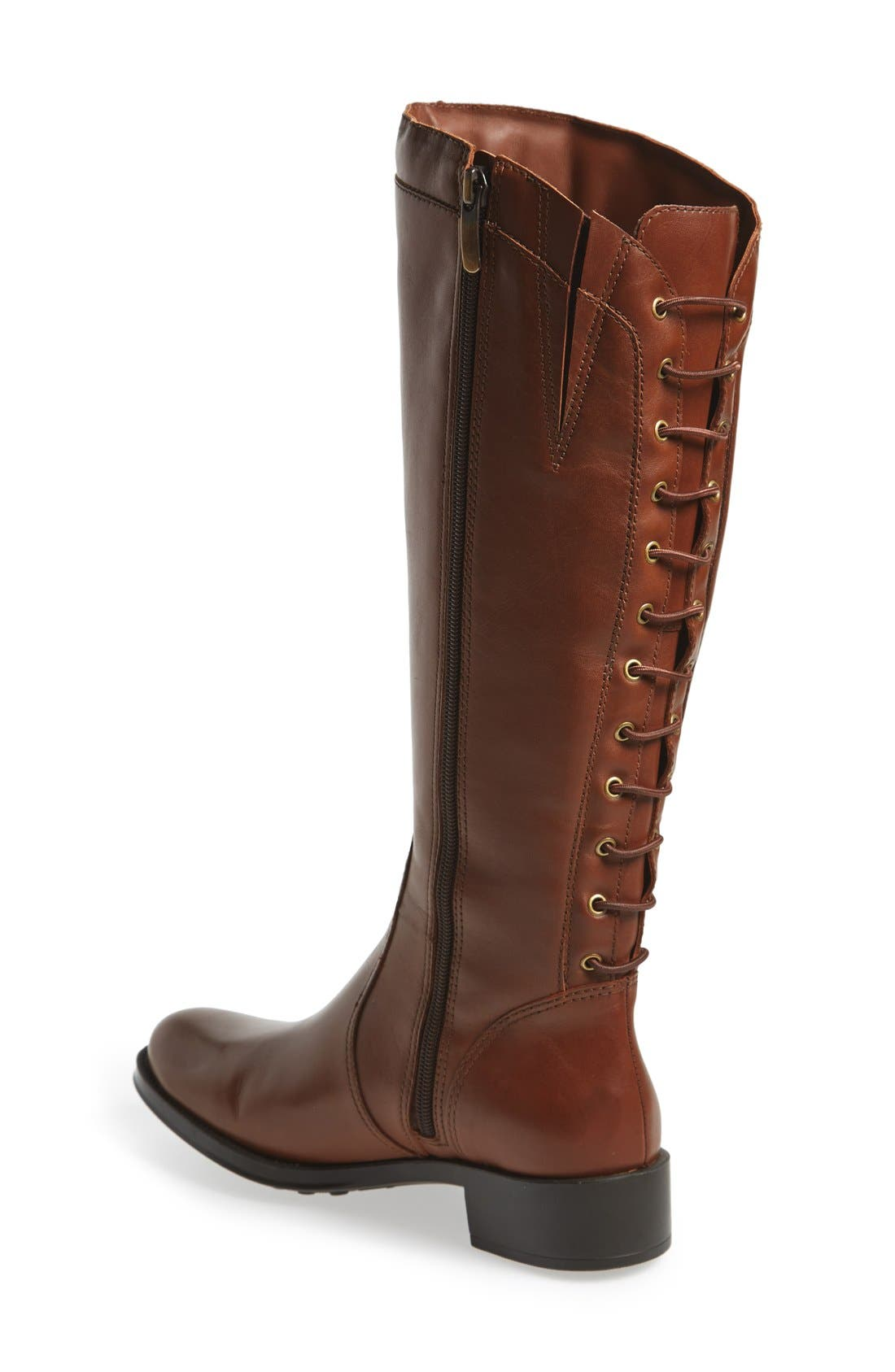 Alternate Image 3  - André Assous 'Saddle Up' Waterproof Riding Boot (Women)