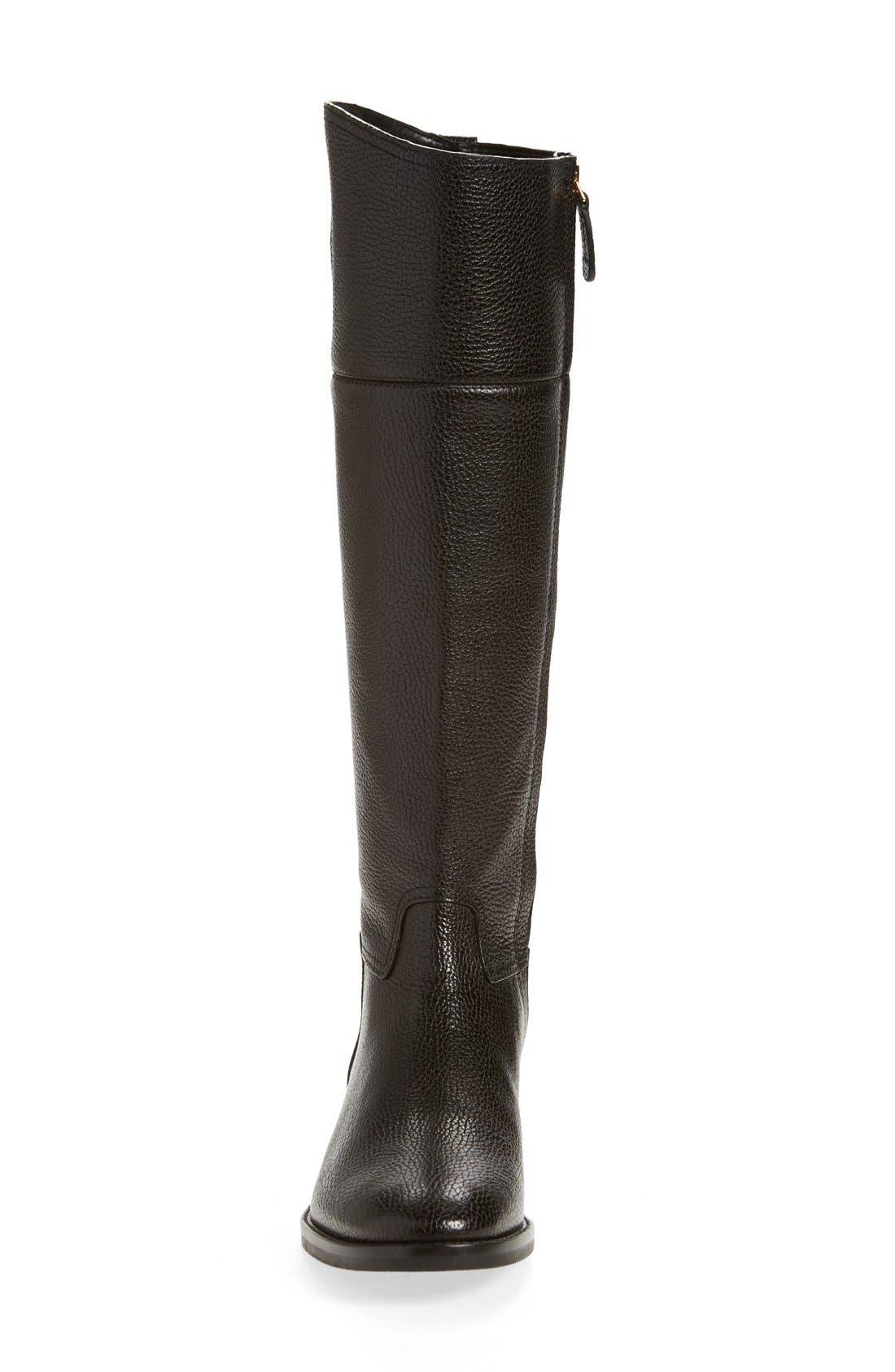 Alternate Image 3  - Tory Burch 'Junction' Riding Boot (Women) (Wide Calf)