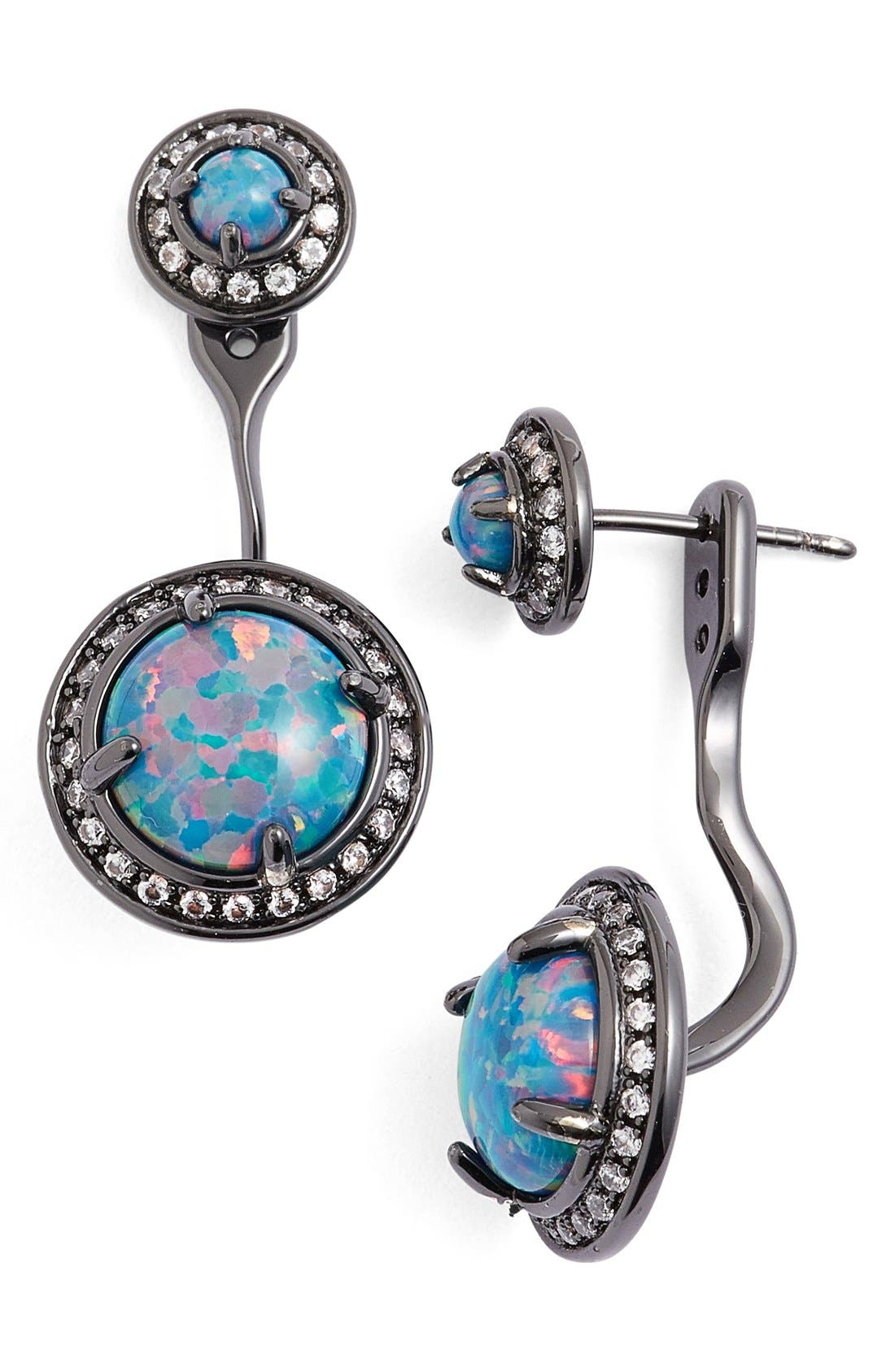Alternate Image 1 Selected - Kendra Scott 'Mystic Bazaar - Camilla' Drop Earrings