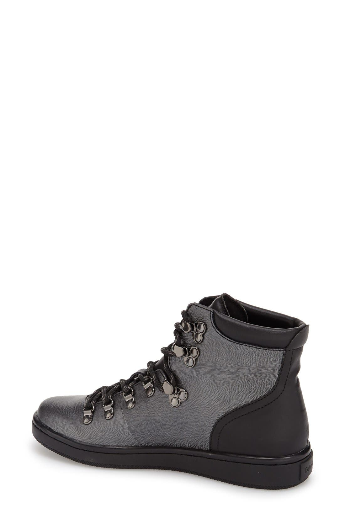 Alternate Image 2  - Calvin Klein 'Dita' Sneaker Boot (Women)