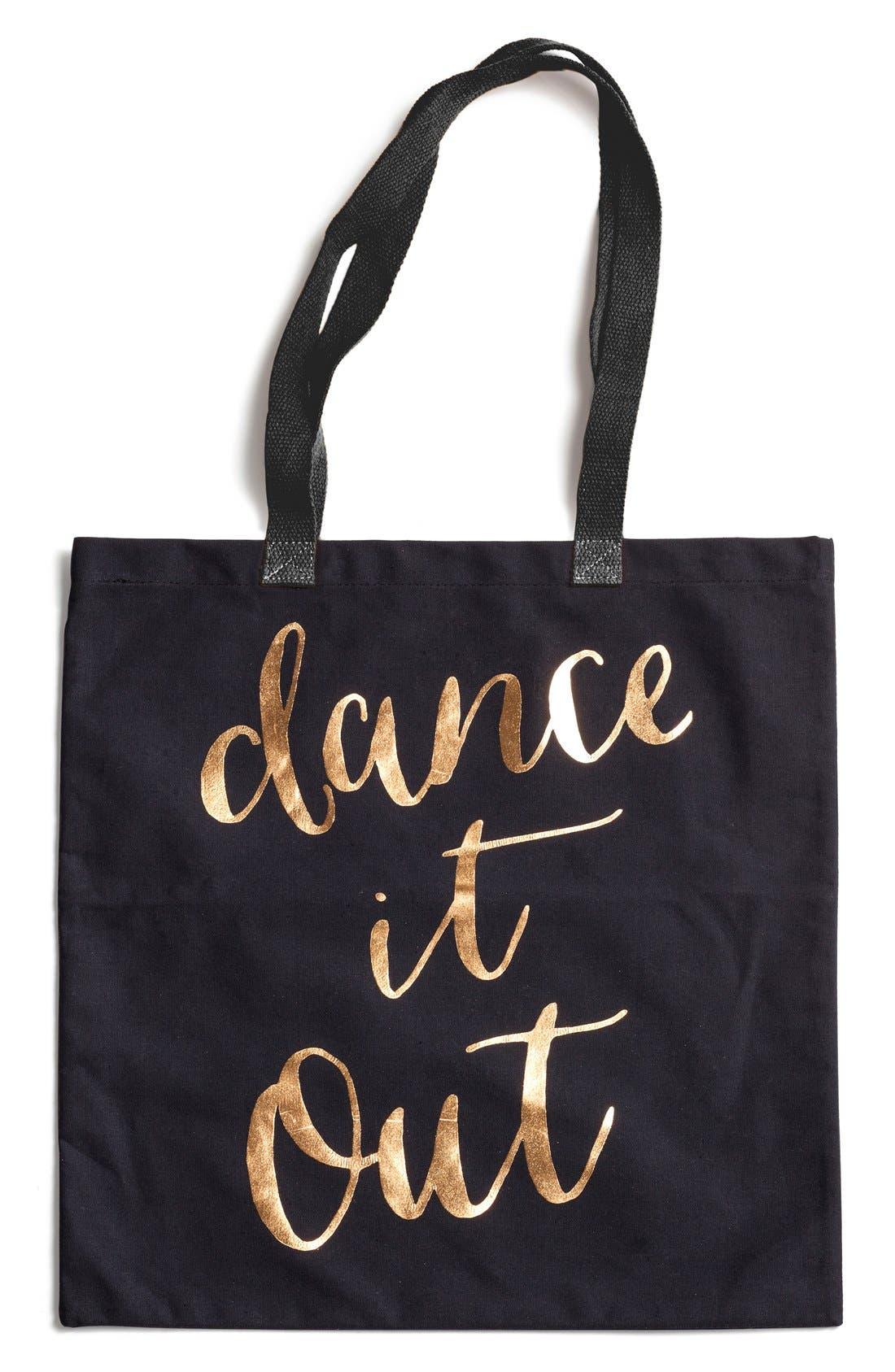 Main Image - Rosanna 'Dance It Out' Canvas Tote