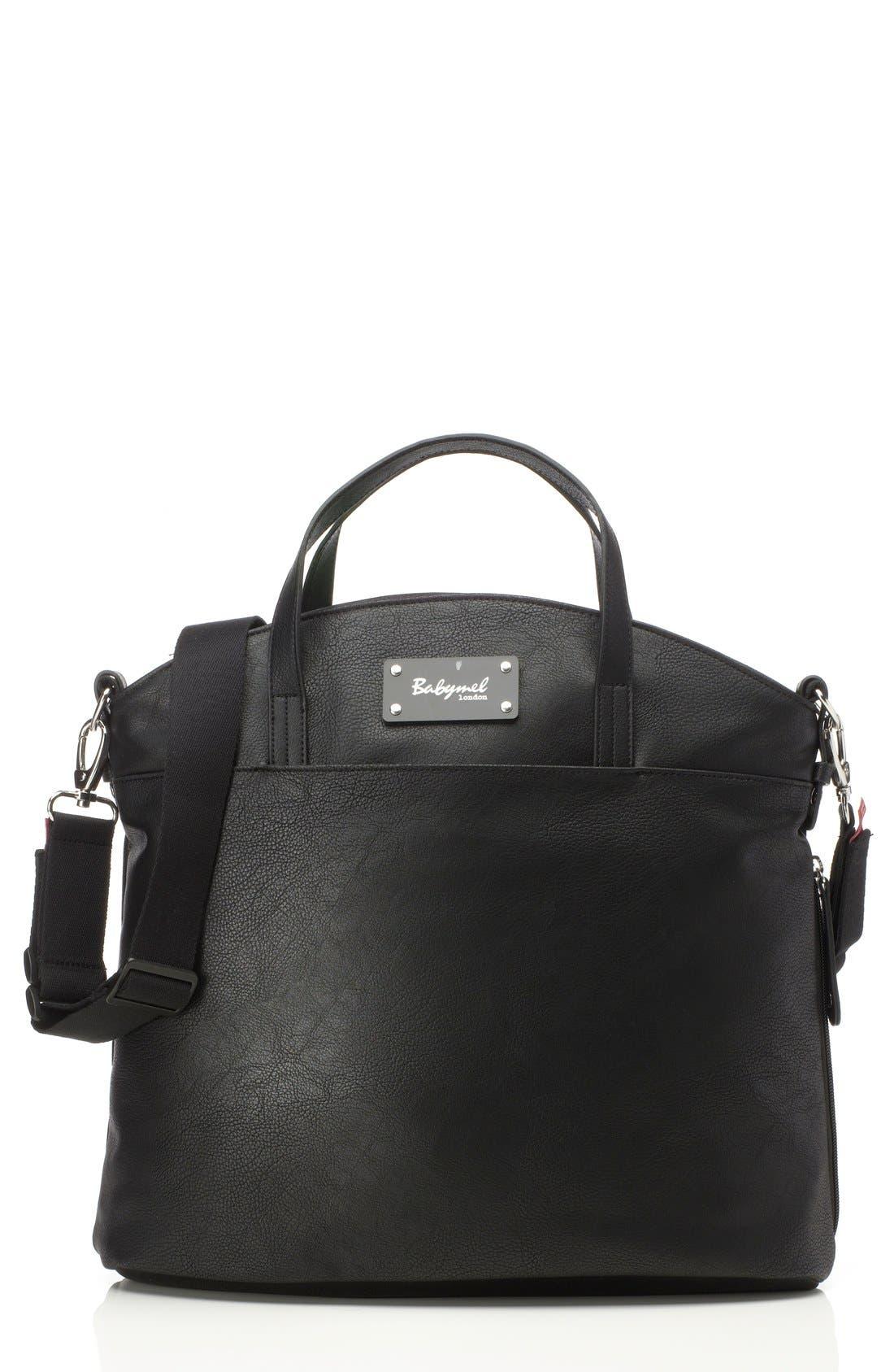 Alternate Image 1 Selected - Babymel 'Grace' Diaper Bag