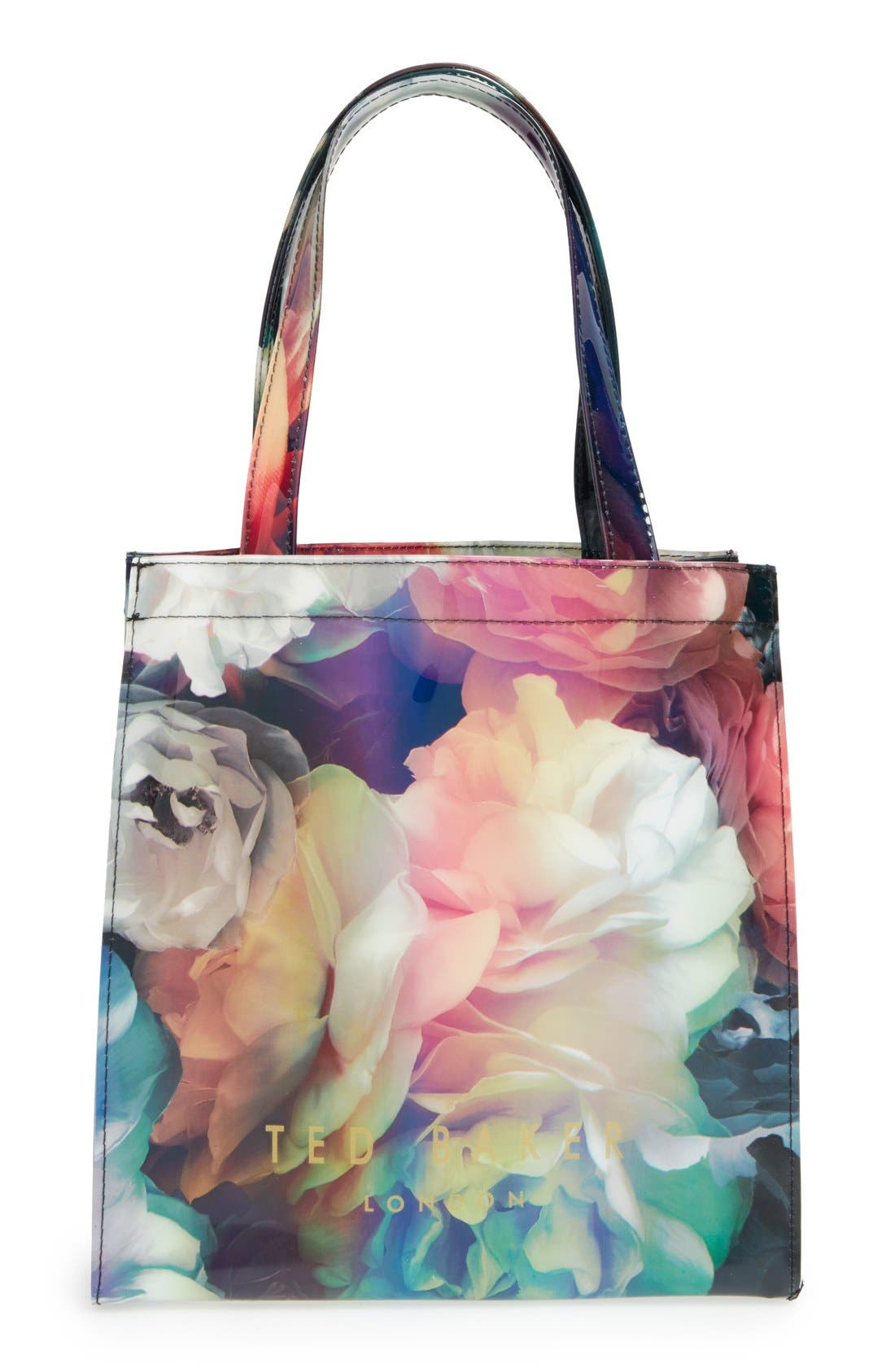 Alternate Image 3  - Ted Baker London 'Small Technicolor Bloom Icon' Tote