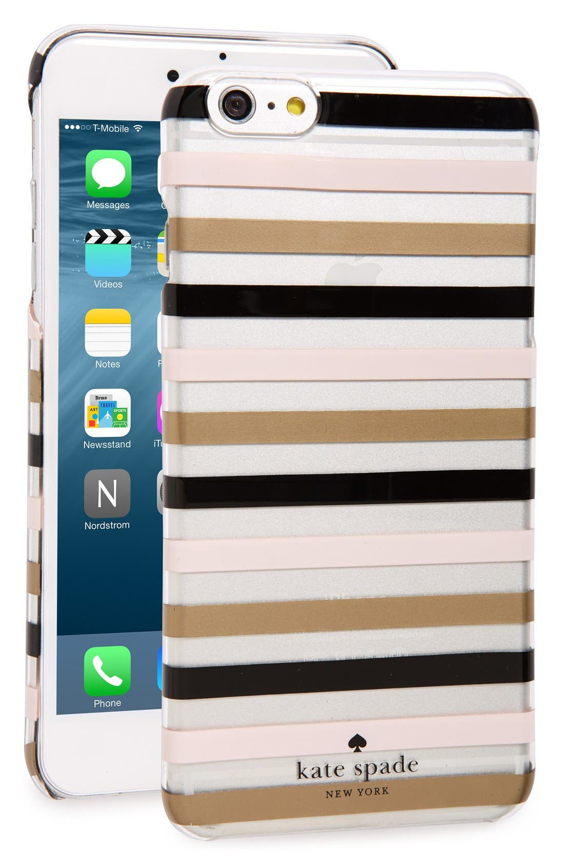 Alternate Image 1 Selected - kate spade new york watch hill iPhone 6 Plus/6s Plus case