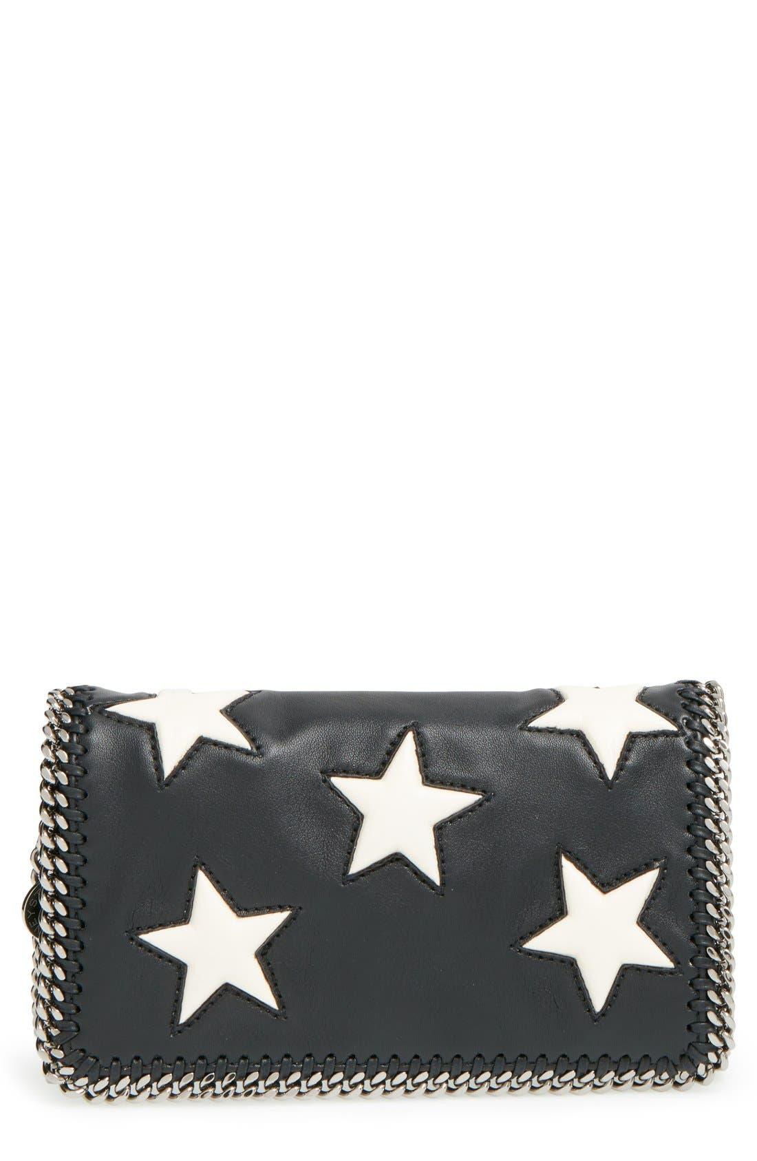 Alternate Image 1 Selected - Stella McCartney 'Falabella' Faux Leather Crossbody Bag