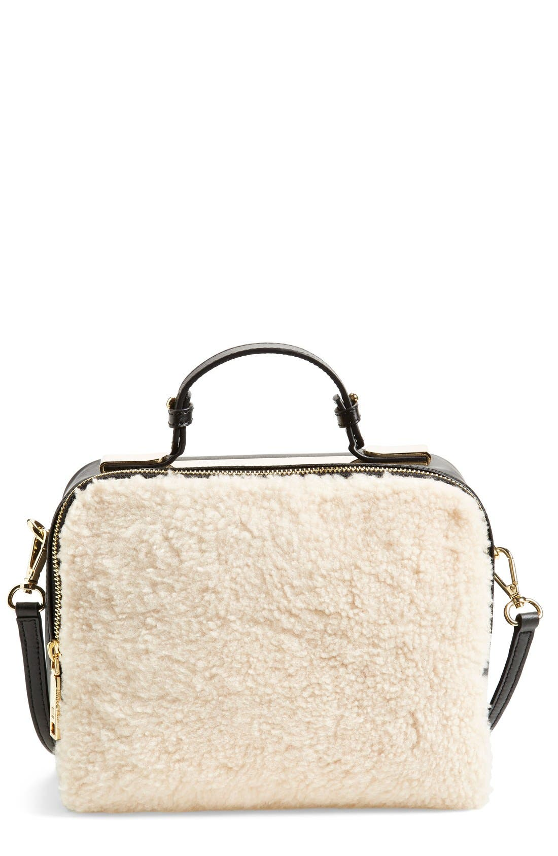 Alternate Image 1 Selected - Ivanka Trump 'Bedminster' Crossbody Satchel