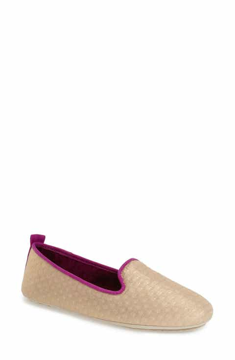 Acorn 'Starlight' Smoking Slipper (Women)