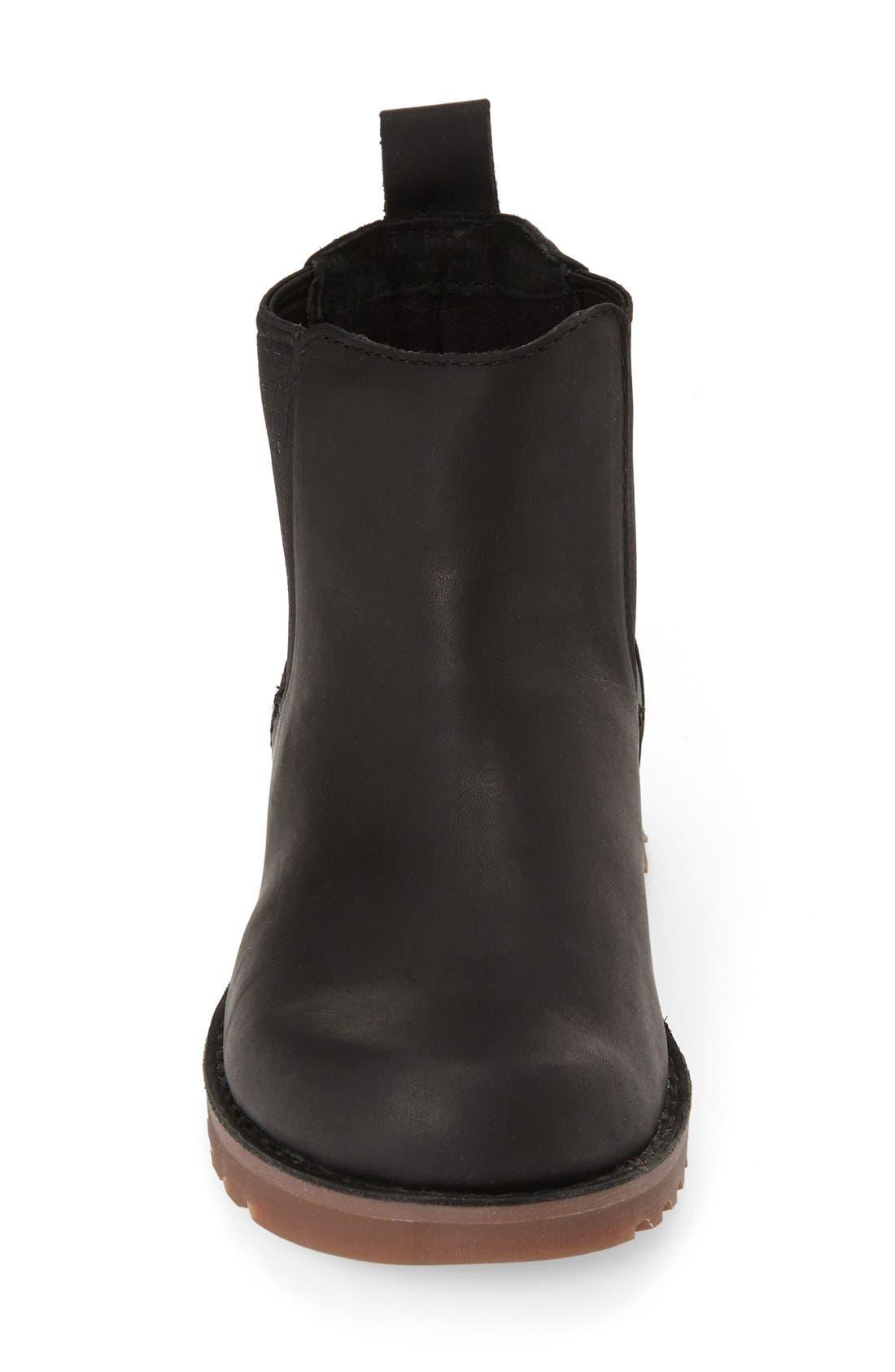 Alternate Image 3  - UGG® Callum Water Resistant Chelsea Boot (Walker, Toddler, Little Kid & Big Kid)