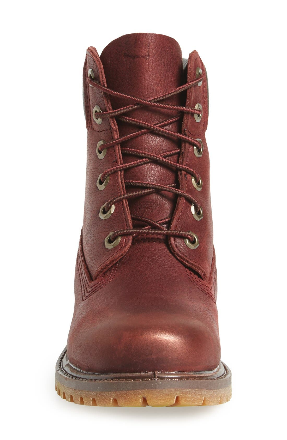 Alternate Image 3  - Timberland '6 Inch Premium' Waterproof Boot (Women)