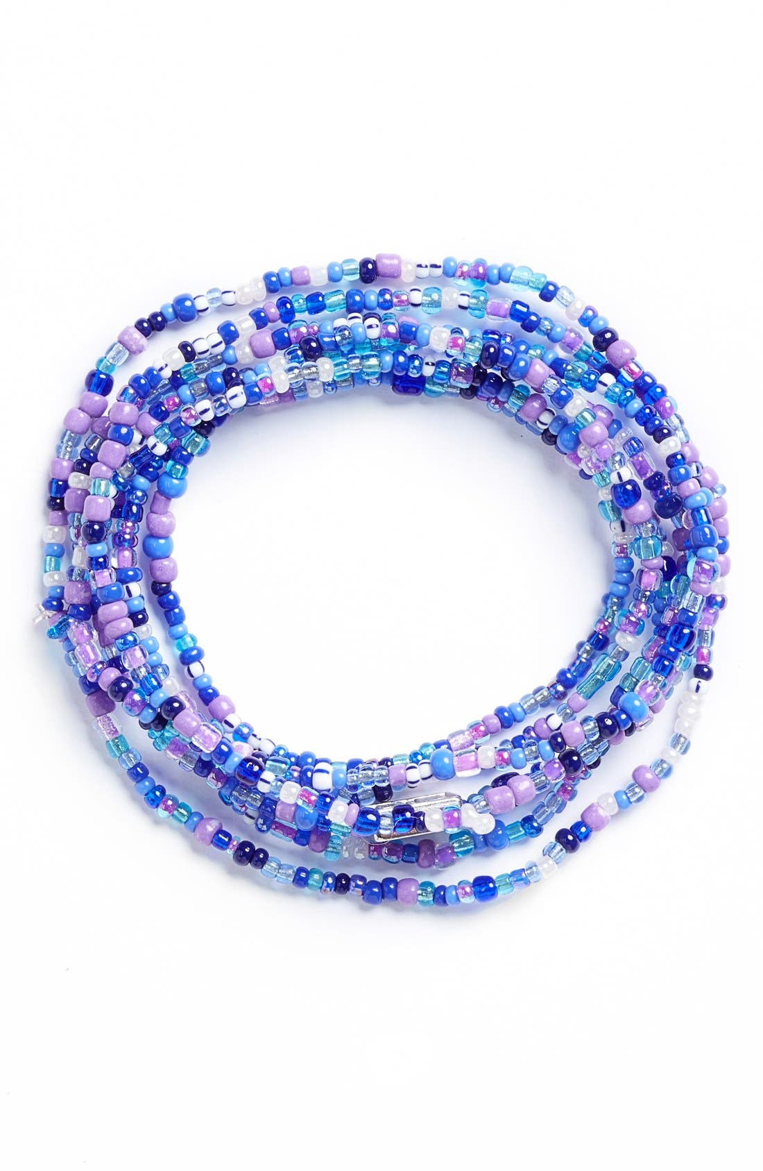 Alternate Image 1 Selected - Me to We 'Rafiki - Water' Beaded Convertible Bracelet