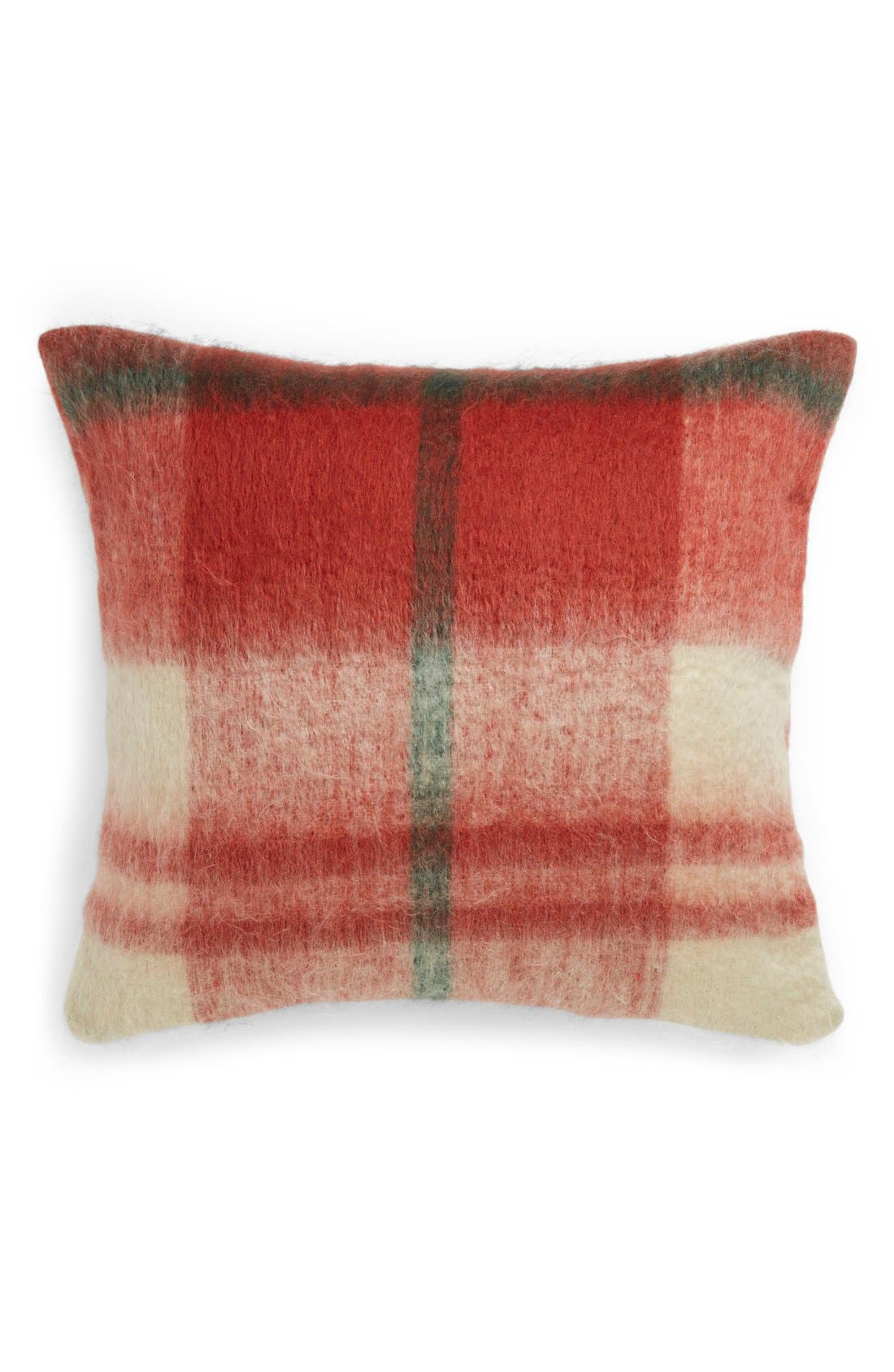 Alternate Image 1 Selected - Nordstrom at Home 'Brushed Plaid' Accent Pillow