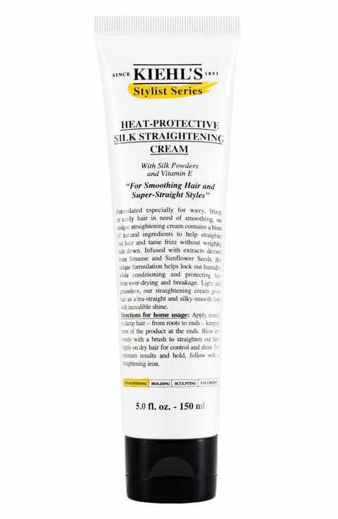 Kiehl's Since 1851 Heat-Protective Silk Straightening Cream