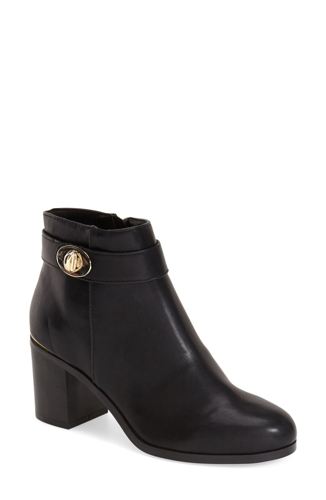 Alternate Image 1 Selected - Topshop'Be Mine' Ankle Boot (Women)