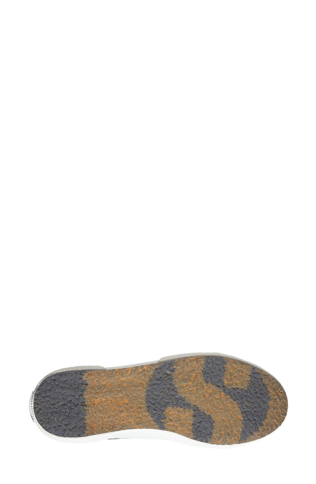 Alternate Image 4  - Superga Snake Print Sneaker (Women)