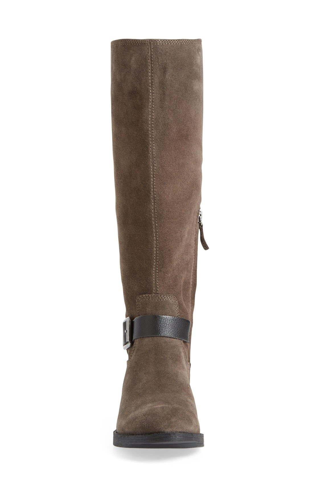 Alternate Image 3  - Sole Society 'Franzie' Leather Knee High Boot