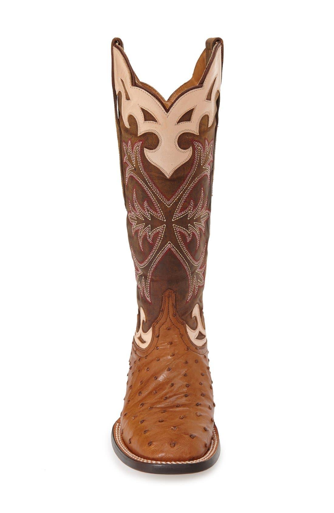 Alternate Image 3  - Lucchese'Sienna' Western Boot (Women)