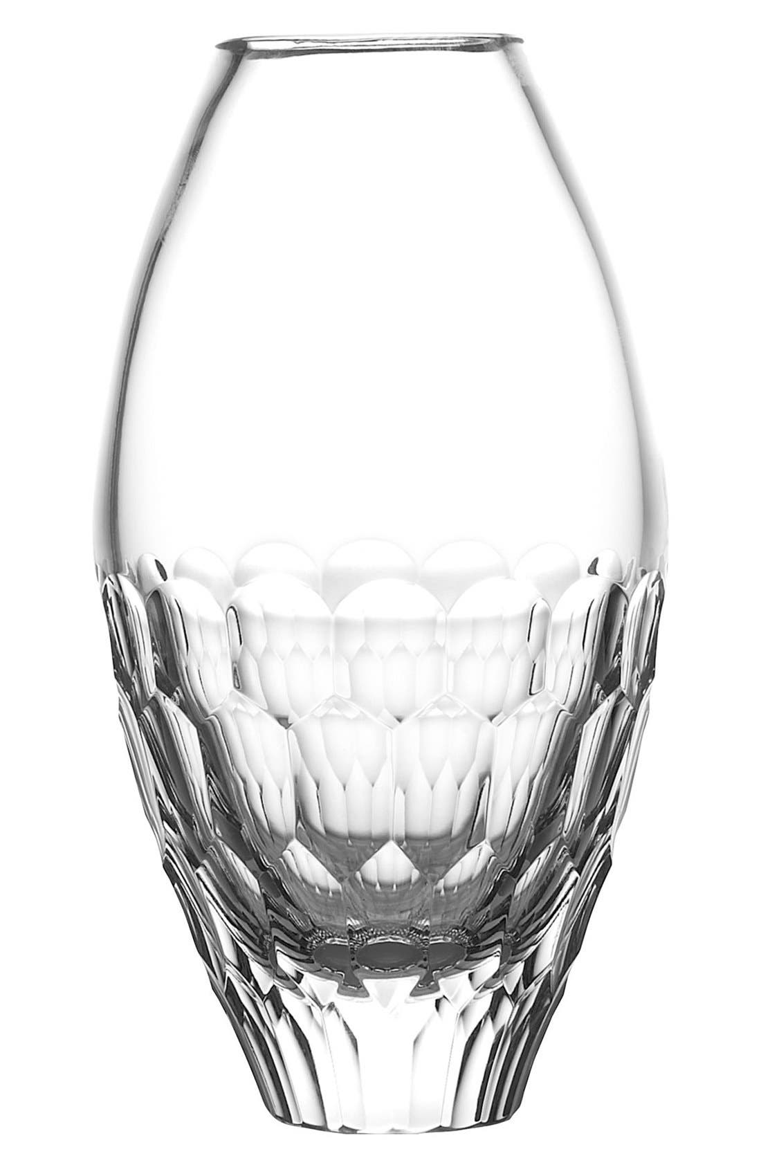 Monique Lhuillier Waterford 'Atelier' Lead Crystal Vase