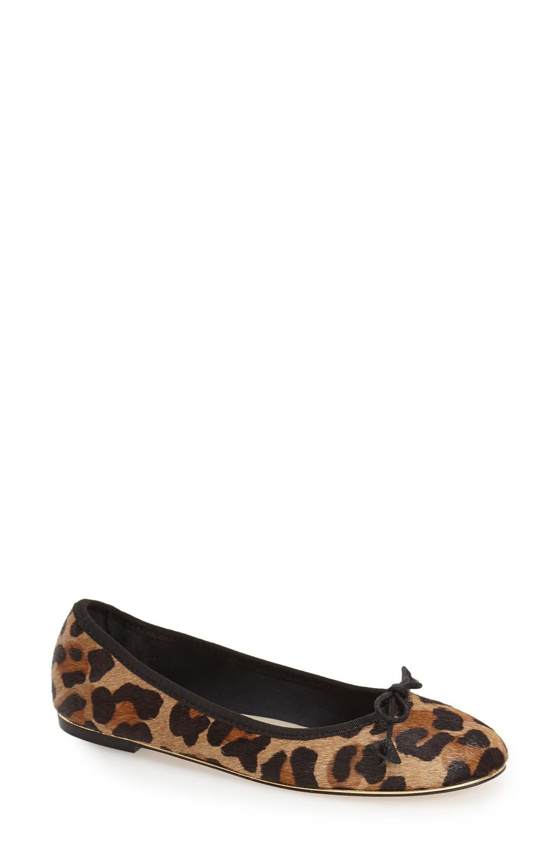 Alternate Image 1 Selected - French Sole 'Pagan' Ballet Flat (Women)