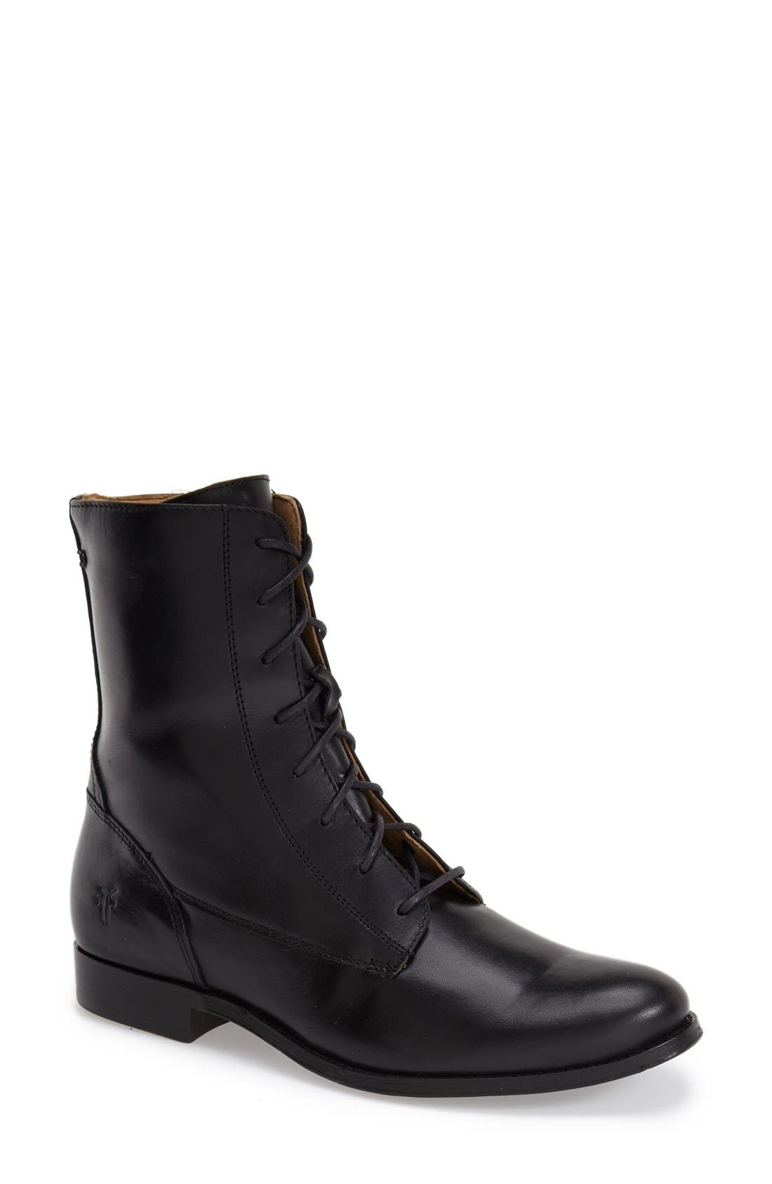 Alternate Image 1 Selected - Frye 'Melissa' Lace-Up Boot (Women)