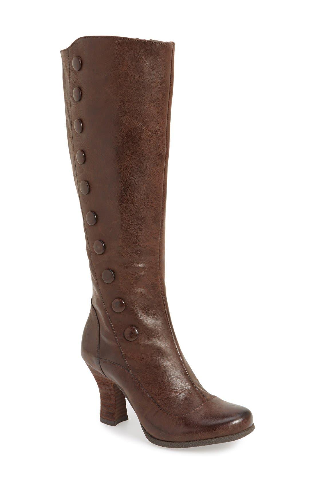 Alternate Image 1 Selected - MizMooz'Krista' Tall Boot (Women)