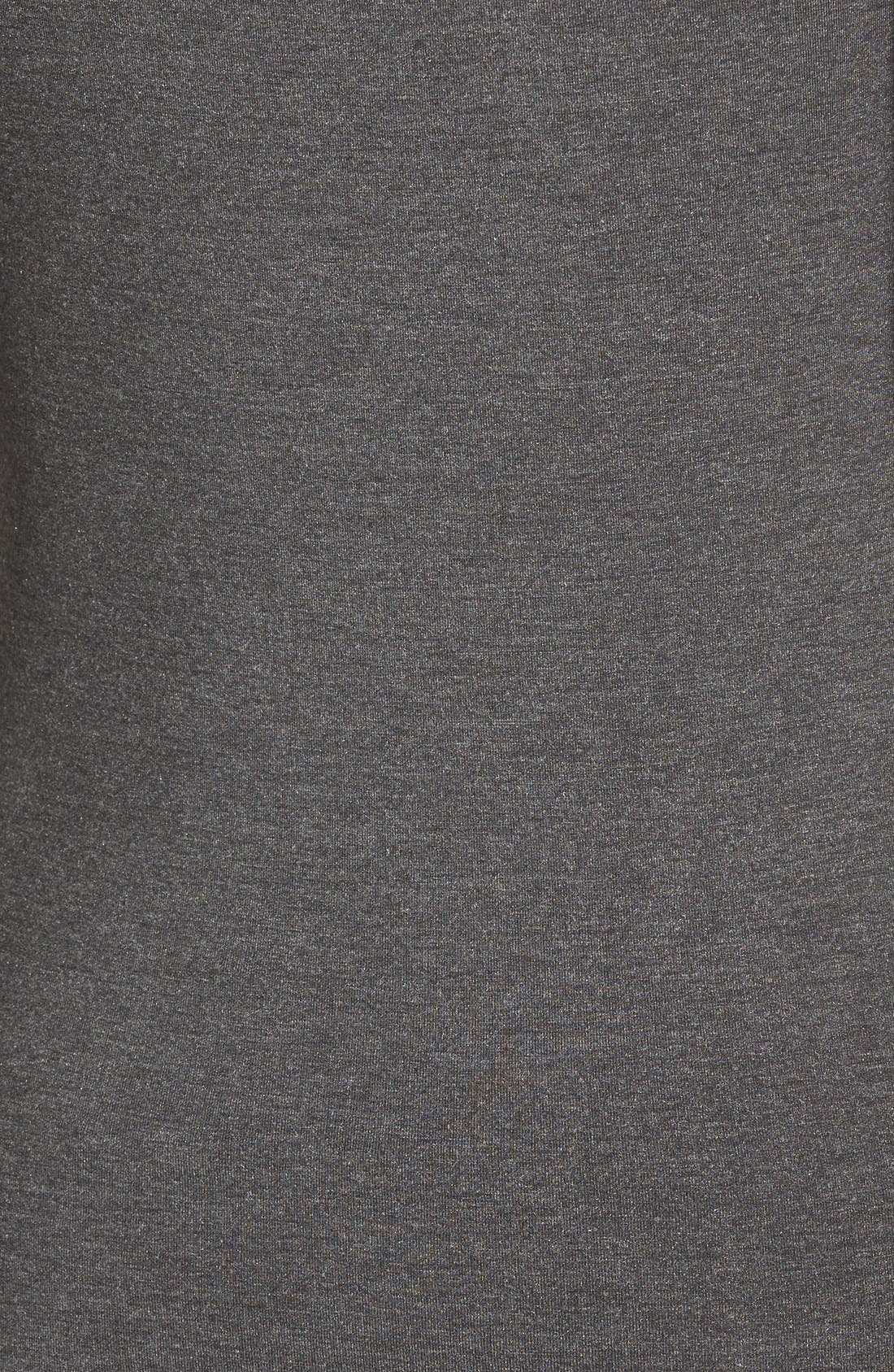 Alternate Image 5  - Nordstrom Collection Modal Blend Jersey Top