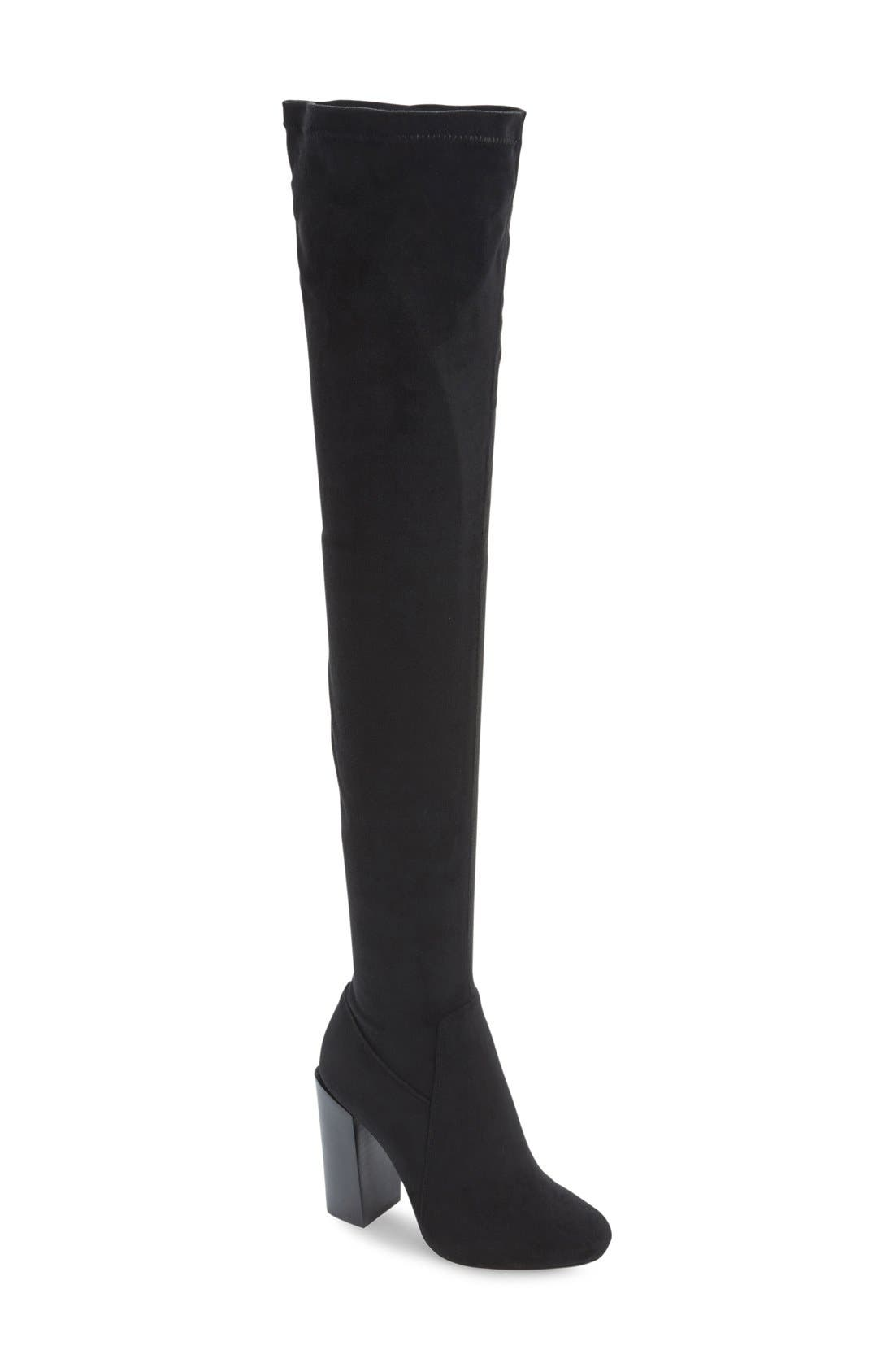 Alternate Image 1 Selected - Jeffrey Campbell 'Perouze' Over the Knee Boot (Women)
