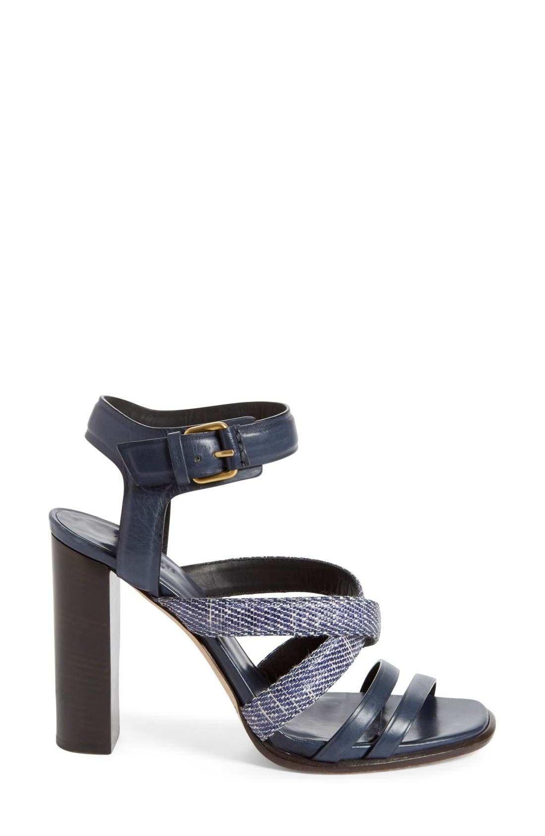Alternate Image 4  - Creatures of the Wind 'Kira' Ankle Strap Sandal (Women)
