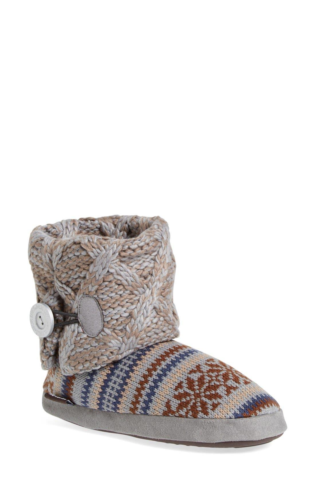 Alternate Image 1 Selected - MUKLUKS 'Patti' Slipper Boot (Women)