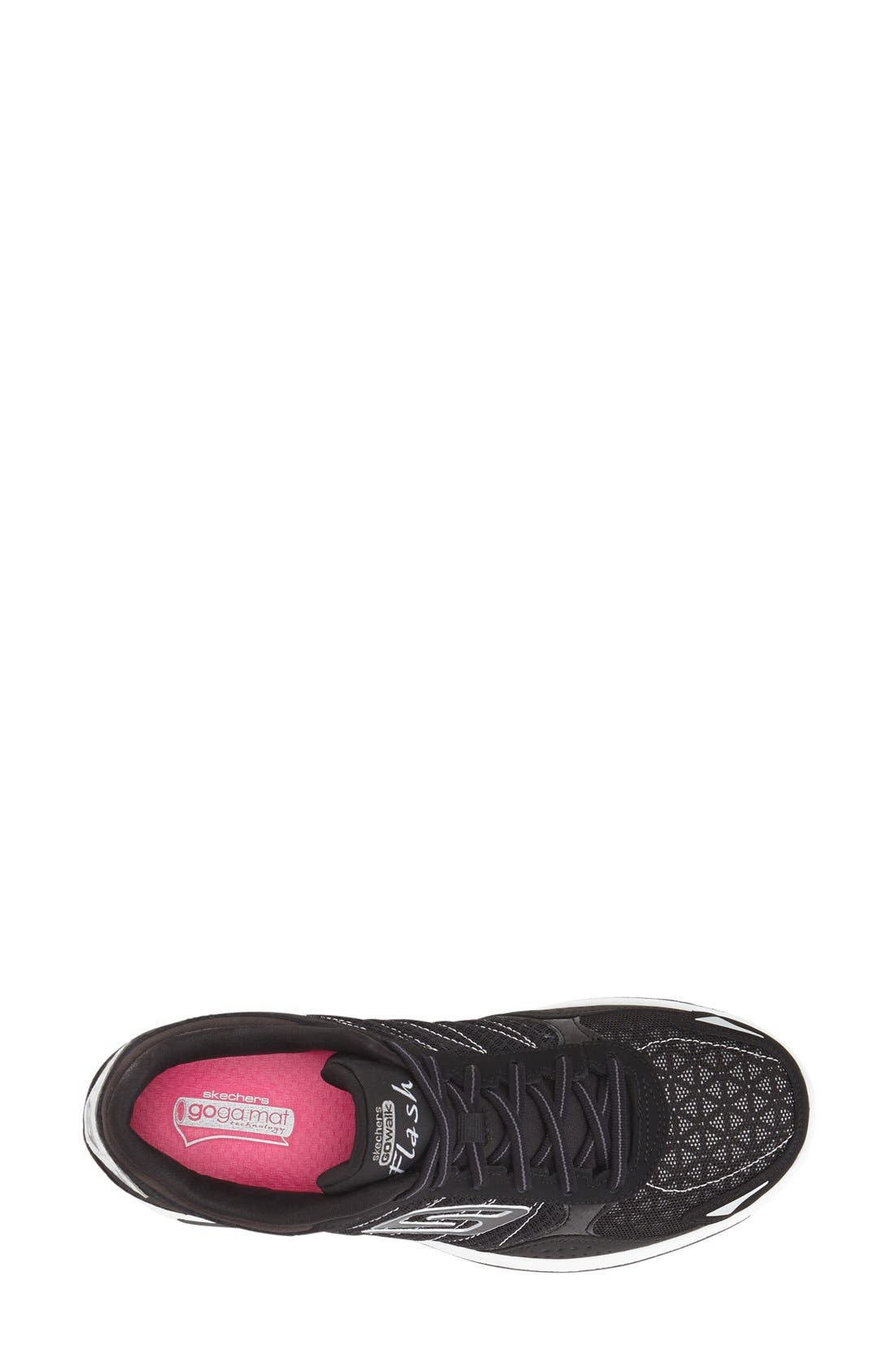 Alternate Image 3  - SKECHERS 'GOwalk 2 - Flash' Sneaker (Women)