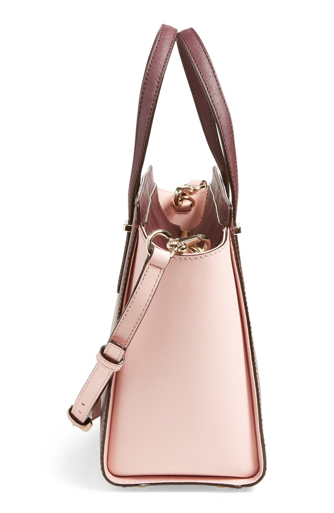 Alternate Image 5  - kate spade new york 'cedar street - small hayden' leather satchel