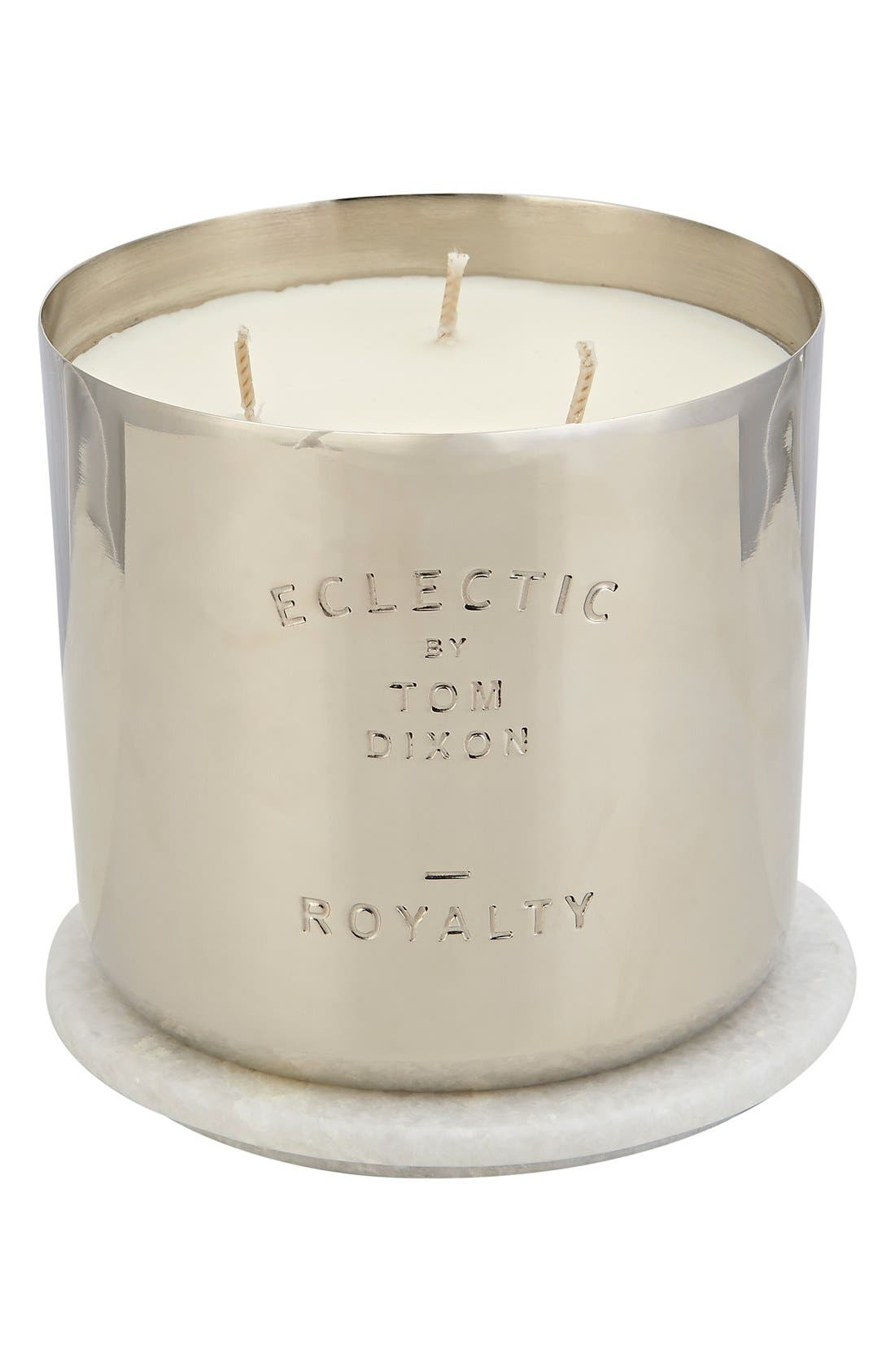 TOM DIXON 'Royalty' Candle