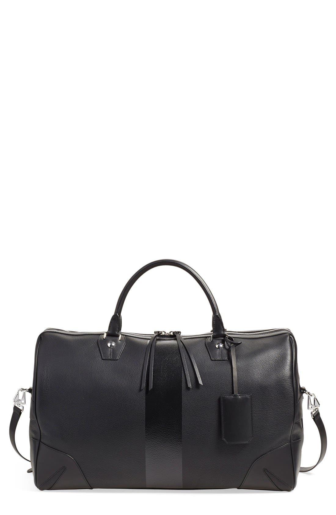 RAG & BONE 'Flight' Leather Travel Bag