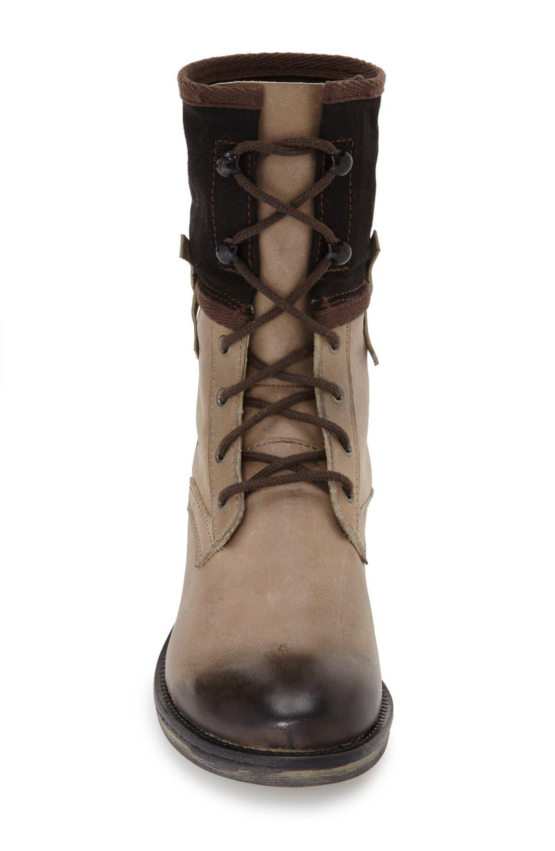 Alternate Image 3  - Matisse 'Mechanic' Combat Boot (Women)