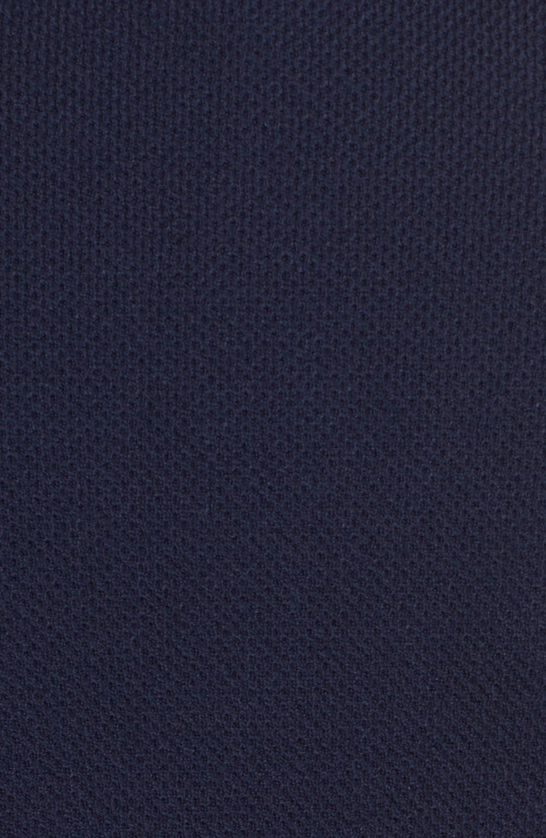 Alternate Image 3  - St. John Collection Piqué MilanoKnit Topper