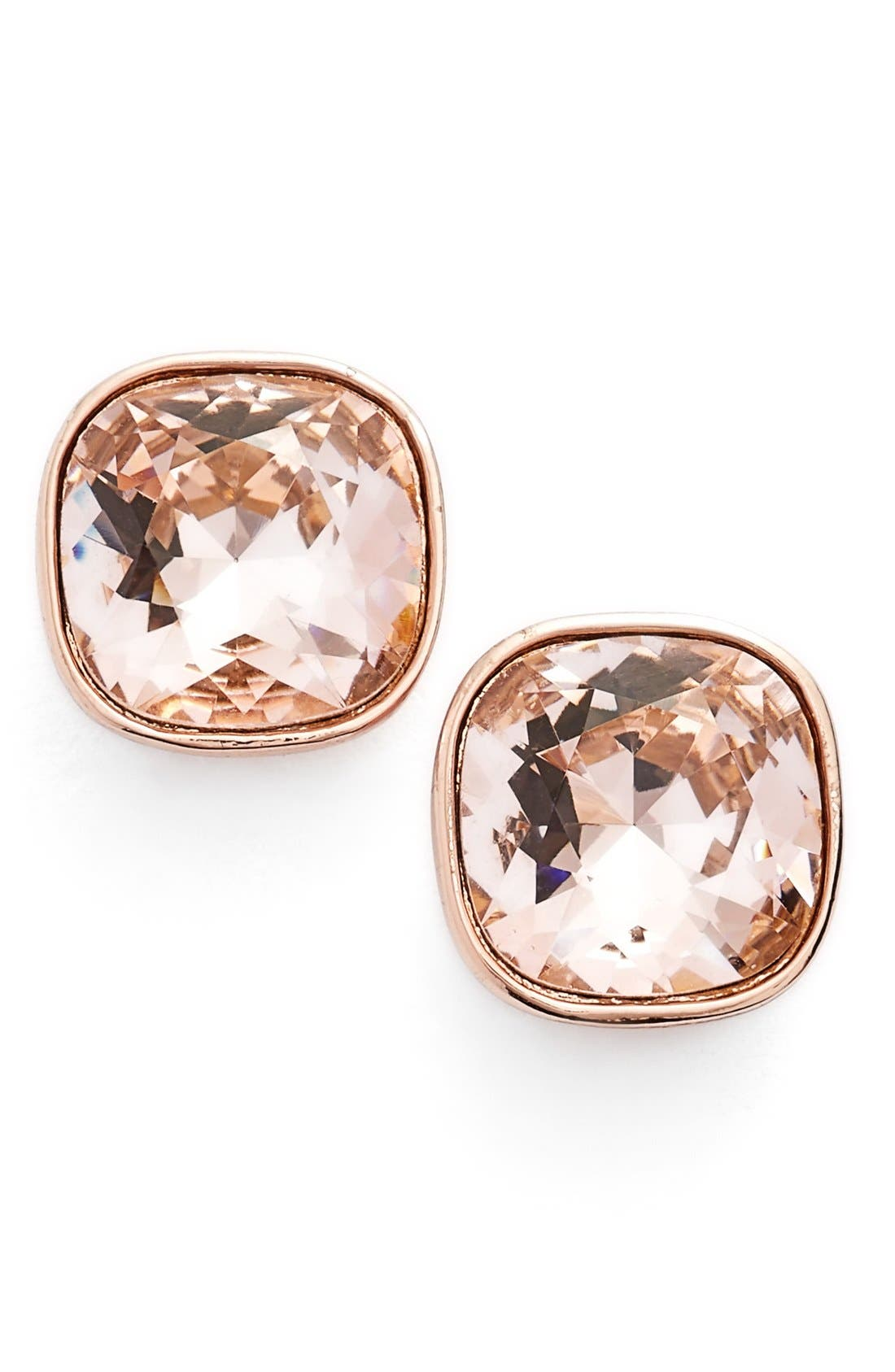Main Image - Givenchy Crystal Stud Earrings