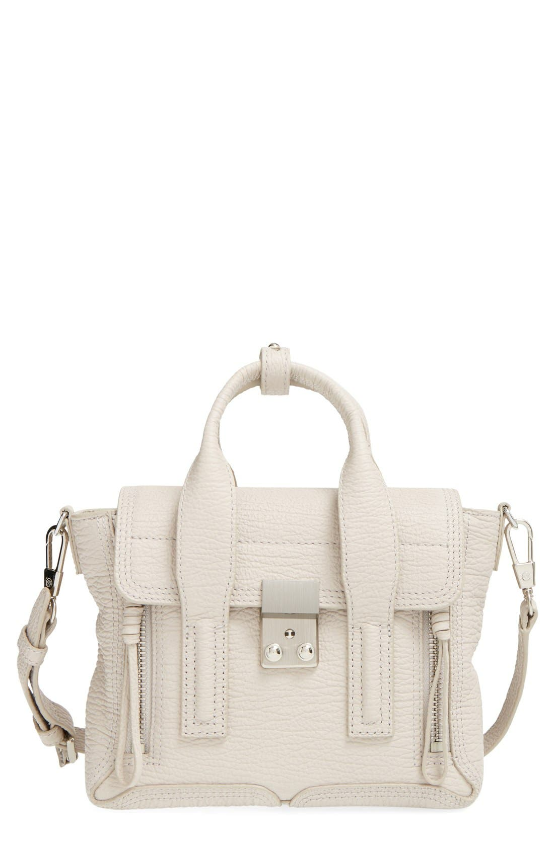3.1 PHILLIP LIM 'Mini Pashli' Leather Satchel