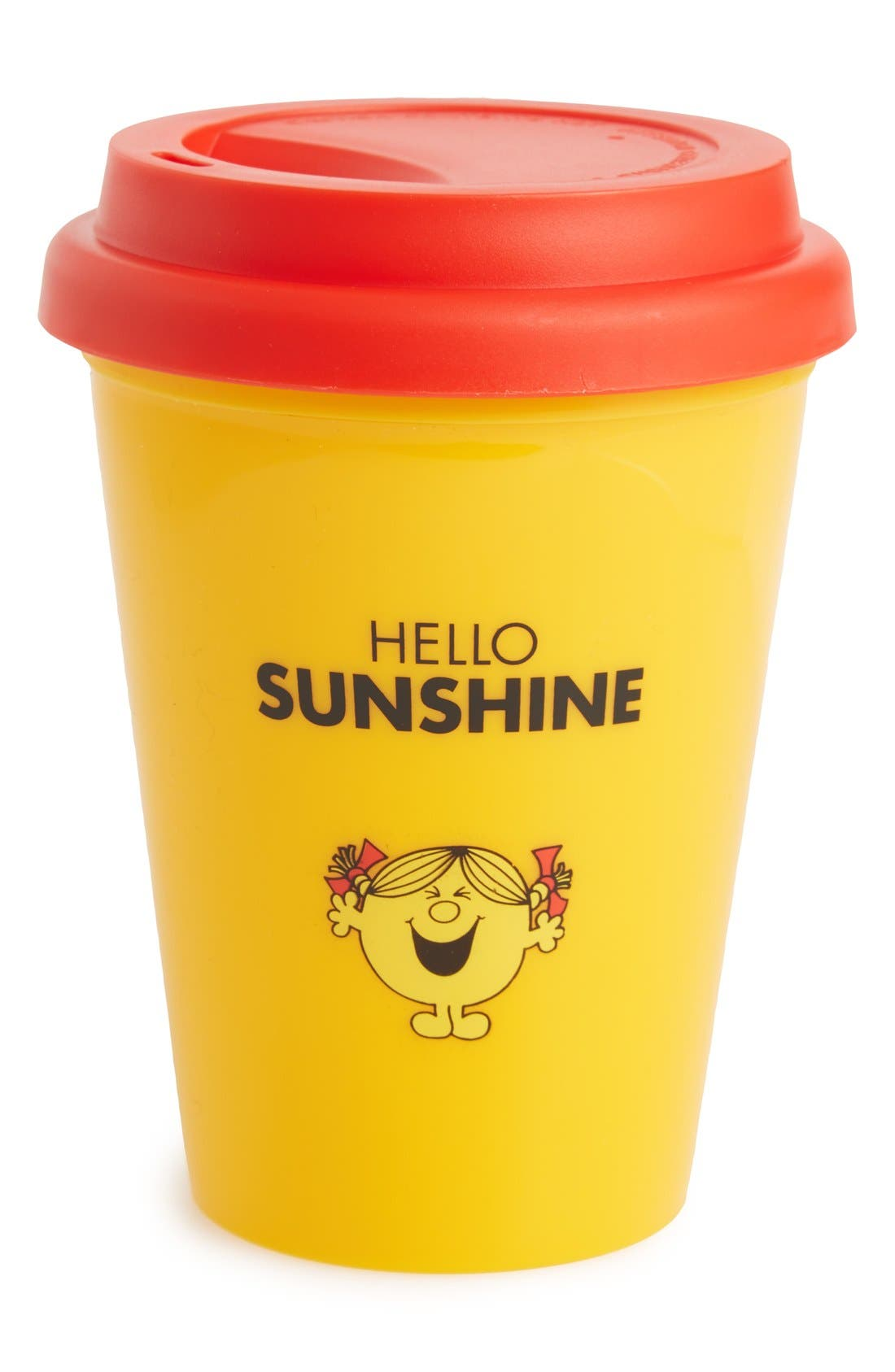Alternate Image 2  - Wild & Wolf 'Little Miss Sunshine' Travel Mug